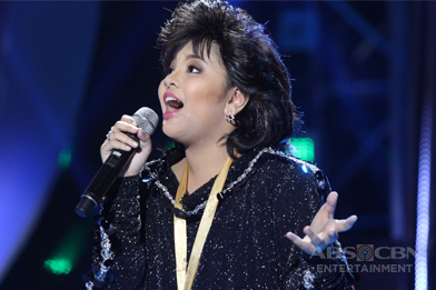 WEEK 2 Winner: Elha Nympha as Sharon Cuneta