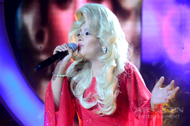 WEEK 10 WINNER: Elha Nympha as Dolly Parton