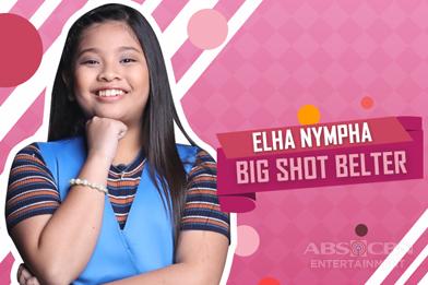 Your Face Sounds Familiar Celebrity Kid Performer: Elha Nympha- The Big Shot Belter