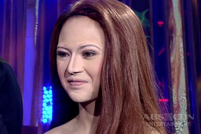 Jury, nagandahan sa performance ni AC bilang Celine Dion