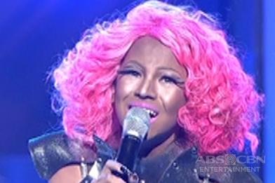 Awra, ikinuwento ang kanyang hirap sa performance bilang Nicki Minaj
