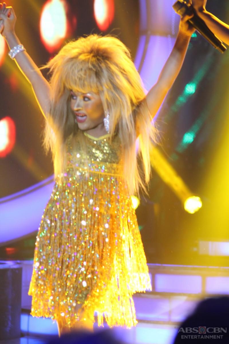 Week 4 Winner: Lyca Gairanod as Tina Turner