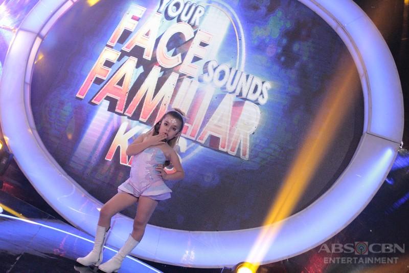 PHOTOS: Your Face Sounds Familiar Kids - Episode 10