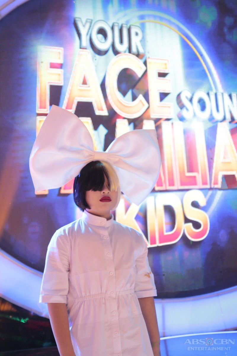 PHOTOS: Your Face Sounds Familiar Kids - Episode 12