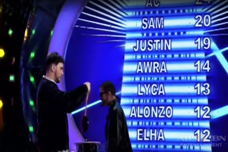 WEEK 6 WINNER: AC Bonifacio as Usher
