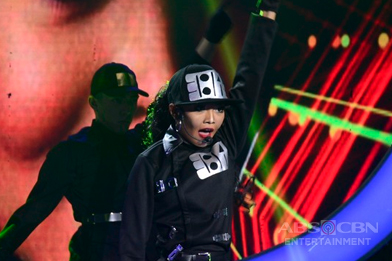 WEEK 11 WINNER: AC Bonifacio as Janet Jackson