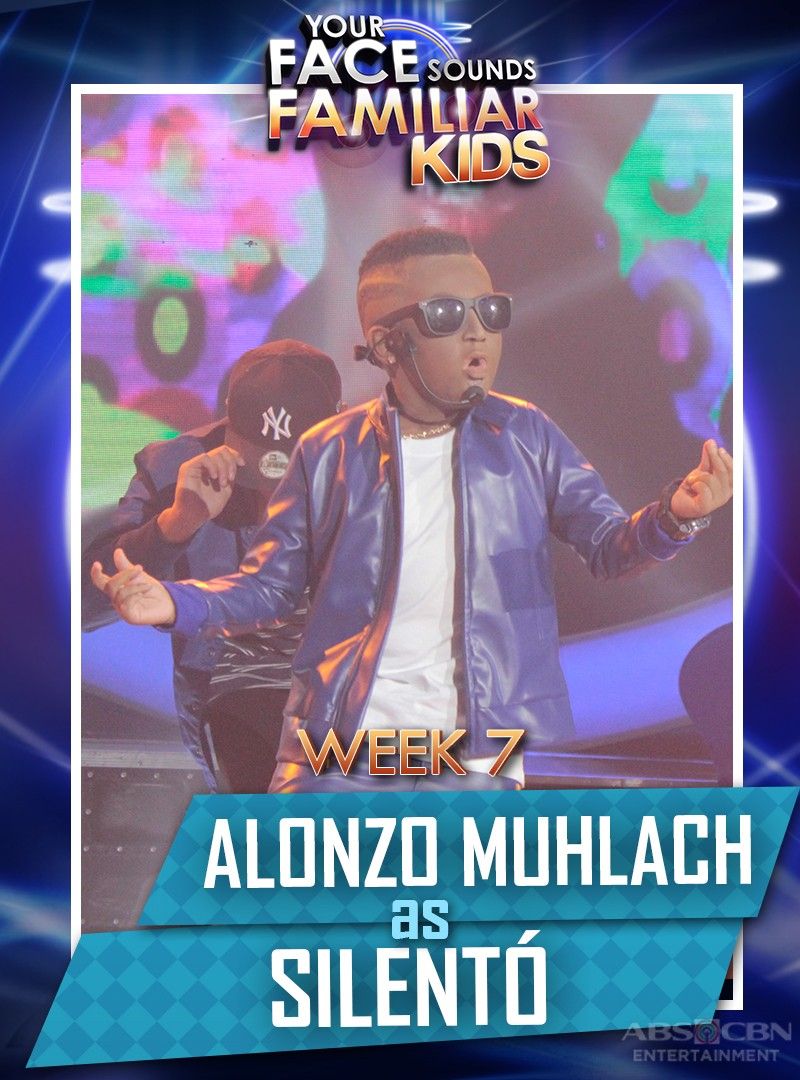 "Transformation Journey: Alonzo Muhlach - ""Bibong Child Wonder"""