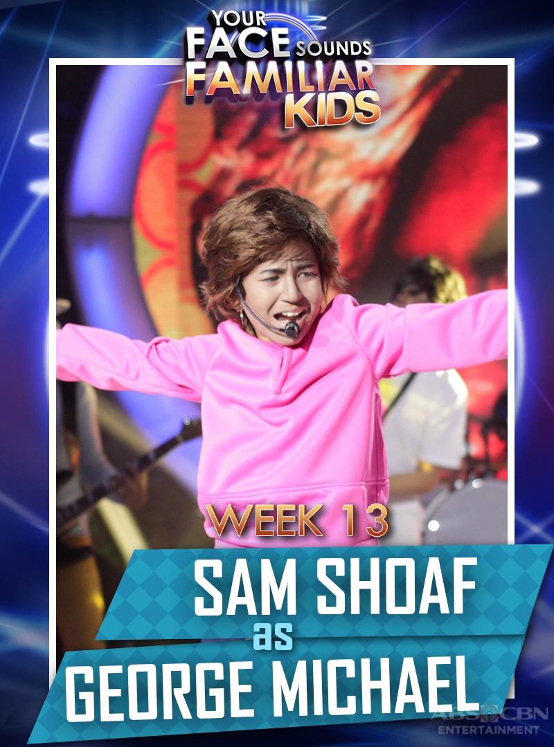 """Transformation Journey: Sam Shoaf - """"Talented Cutie"""""""