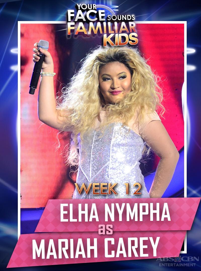 """Transformation Journey: Elha Nympha - """"Big Shot Belter"""""""