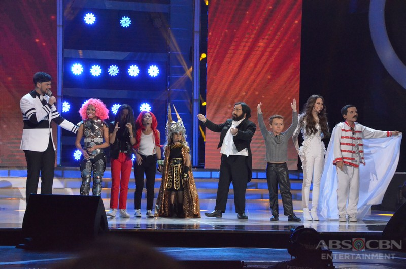 PHOTOS: Your Face Sounds Familiar Kids Finale: Results Night - Episode 28