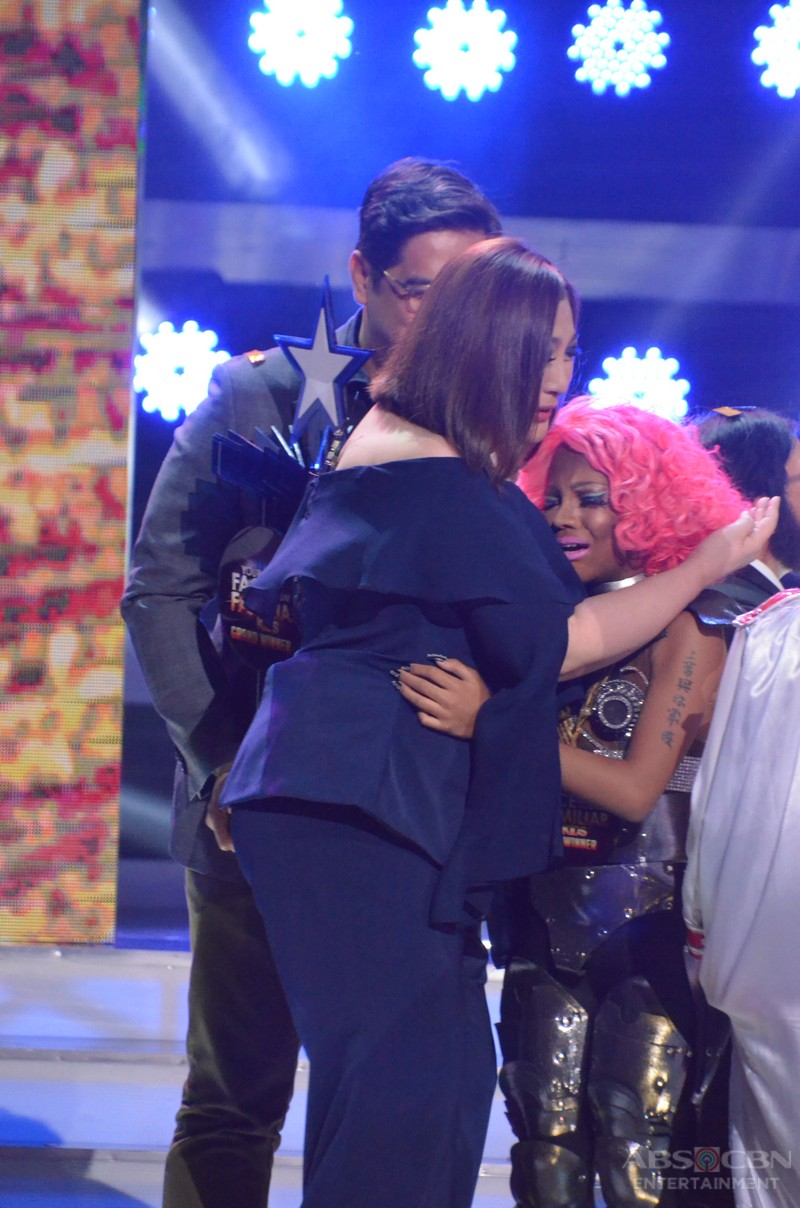 WINNING MOMENTS: Awra Briguela is Your Face Sounds Familiar Kids Grand Champion