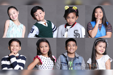"Get to know the familiar faces of the 8 ""Your Face Sounds Familiar: Kids"" performers"