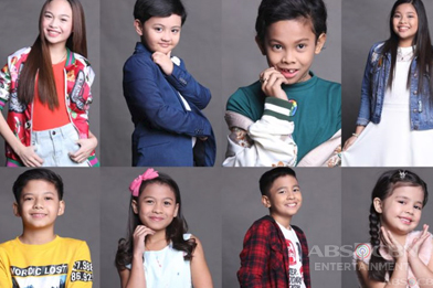 "Kapamilya child stars undergo cute transformations in ""Your Face Sounds Familiar: Kids"" starting Saturday"